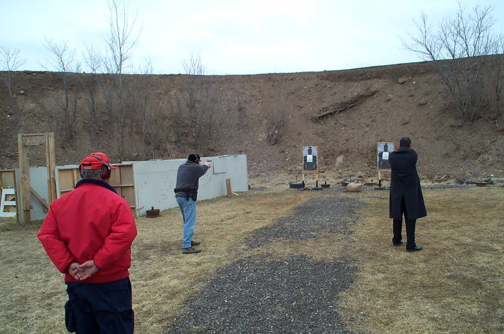 Outdoor shooting range Oxford