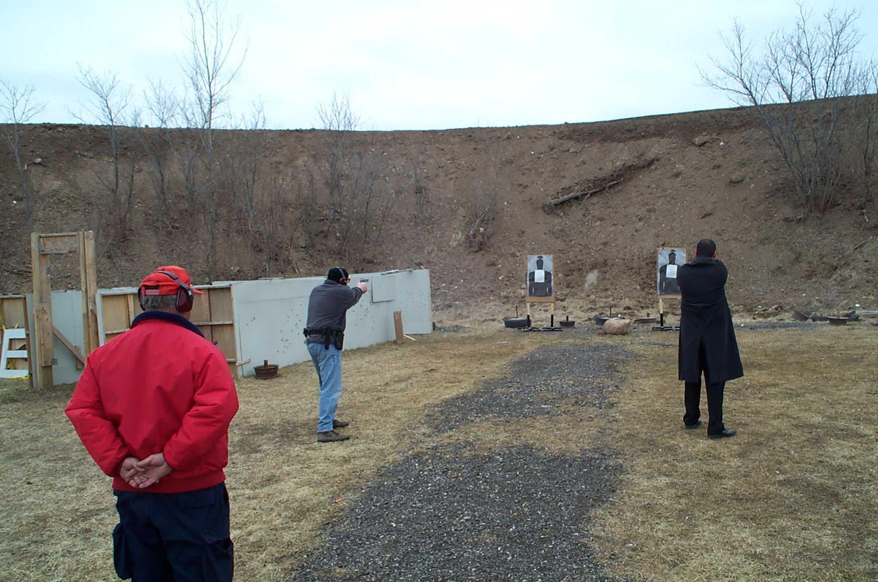 Outdoor shooting range Oxford