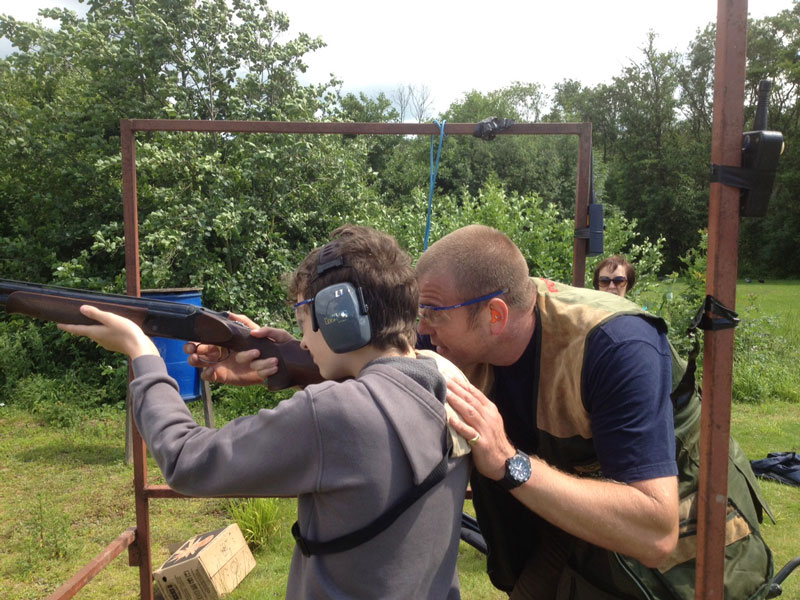 Shooting classes in Raleigh